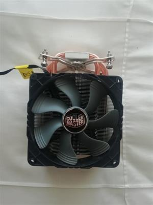 Cooler Master cpu fan for sale.
