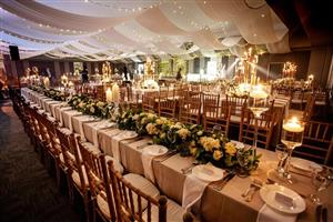 Fairylights for wedding