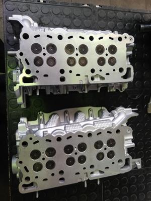 Landrover V6 Cylinder Head Repairs