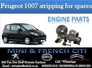 Wide Variety of Peugeot 1007 Engine Parts for sale contact us today and get great deals!!!