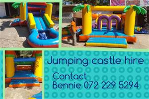 Jumping Castle Hire from R350 (Krugersdorp)