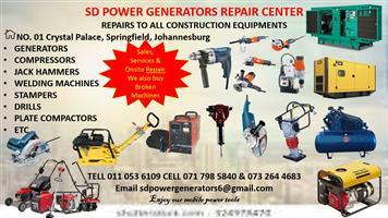 SD Power Generators Repair Centre
