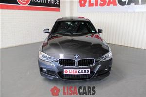 2014 BMW 3 Series 320d Edition M Sport Shadow auto