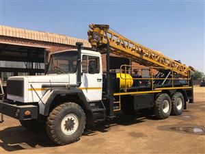 Rockpen 300, Borehole drill rig