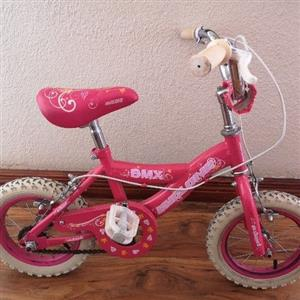 "Size 12"" bicycle for a girl"