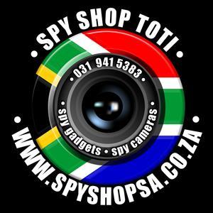 Spy Camera PIR for Smartphones - Spy Shop SA