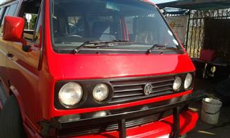 2002 VW Microbus