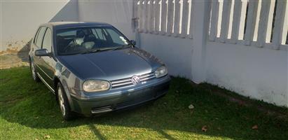 2002 VW Golf 2.0 Trendline