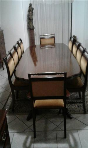 10 Seat Dining Room Suite