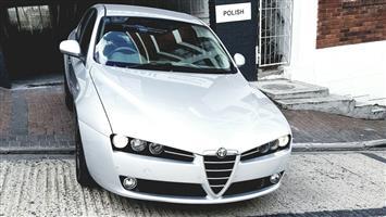 2007 Alfa Romeo 159 3.2 V6 Q4