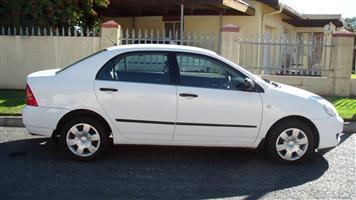 2006 Toyota Corolla 160i GLE