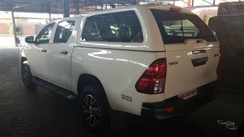 CANOPY NEW HILUX REVO DAKAR DC BEEKMAN EXECUTIVE