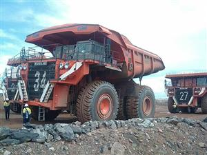 Bulldozer training & Dump Truck Courses