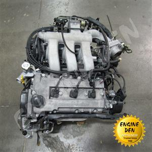 MAZDA MX6 2.5L V6	KL USED ENGINE