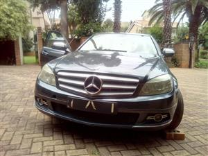 Mercedes W204 c200 Stripping for Spares