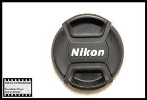52mm - Nikon Front Lens Cap