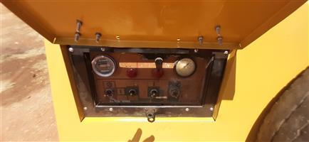 Mobile compressor