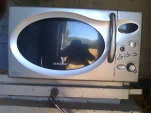 TWO MICROWAVES FOR SALE