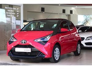 2018 Toyota Aygo 1.0 X play