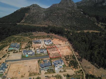 Land For Sale in Constantia Nek Estate, Hout Bay