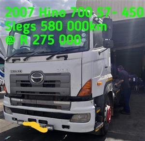 2007 Hino700