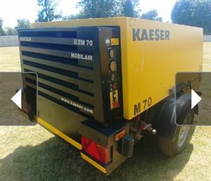 KAESER M70 COMPRESSOR