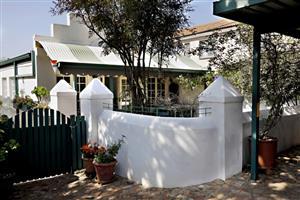 Garden flat for rent
