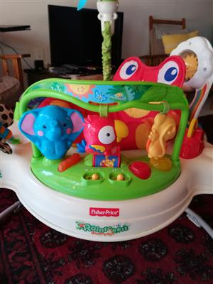 Fischer Price Jumperoo