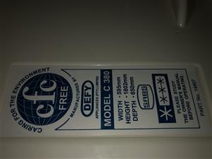 Defy 380 Fridge Freezer for Sale