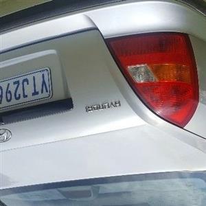 Hyundai Elantra to swop
