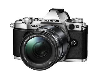 Olympus OM-D E-M5II + lenses