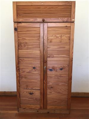 Pine Cuboard/Wardrobe