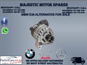 Bmw E39 alternator for sale