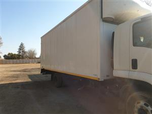 Isuzu FSR 800 2013  Truck for sale
