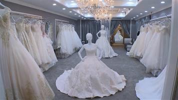 BRIDAL SHOP - VEREENIGING AREA