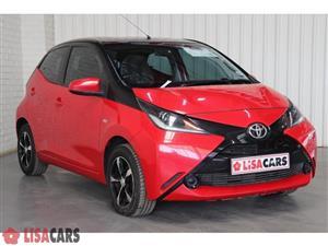 2016 Toyota Aygo hatch AYGO 1.0  X  PLAY (5DR)