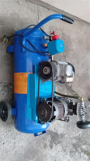 50lt air compressor very good condition swap