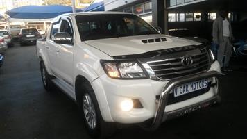 2013 Toyota Hilux 3.0D 4D Raider
