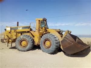 Cat 988F Wheelloader
