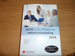 SILKE: SUID AFRIKAANSE INKOMSTEBELASTING 2014