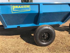DRAGON TIP TRAILER MANUFACTURES SOUTH AFRICA