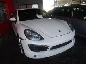 2010 Porsche CAYENNE Cayenne S hybrid