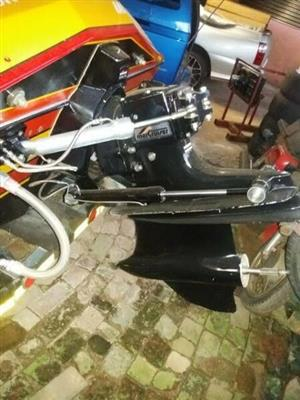 Full racing Mercruiser boat gearbox for sale