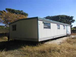Fast Space Mobiles 3 Bedroom Double Park Home - ON AUCTION