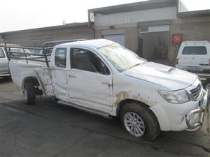 Toyota Hilux D4D 3.0 Stripping For Spares