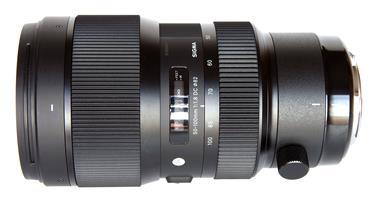 SIGMA ART 50-100 mm f 1.8 DC HSM LENS