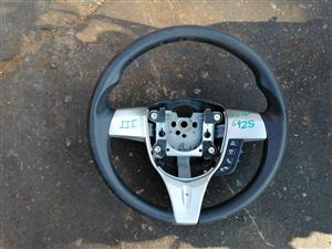 CHEV SPARK 3 USED STEERING WHEEL FOR SALE