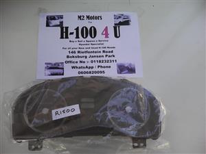 Hyundai H100 Cluste