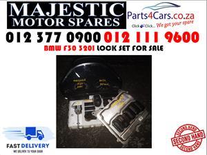 bmw f30 320i lock set for sale