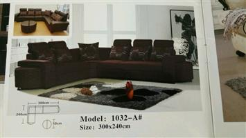 Lounge Suite Sofa Set 1032